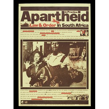 Apartheid david King