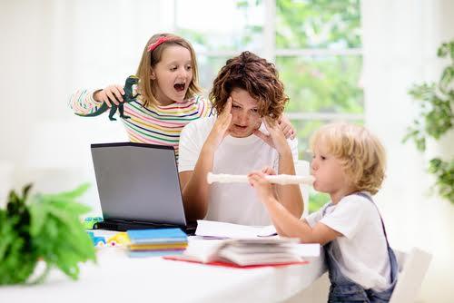 Qualité de vie au travail : concilier télétravail et école à la maison