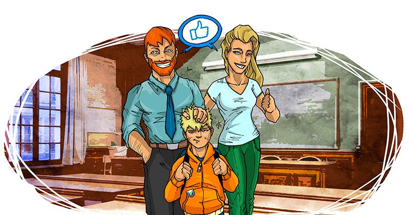 hero parents